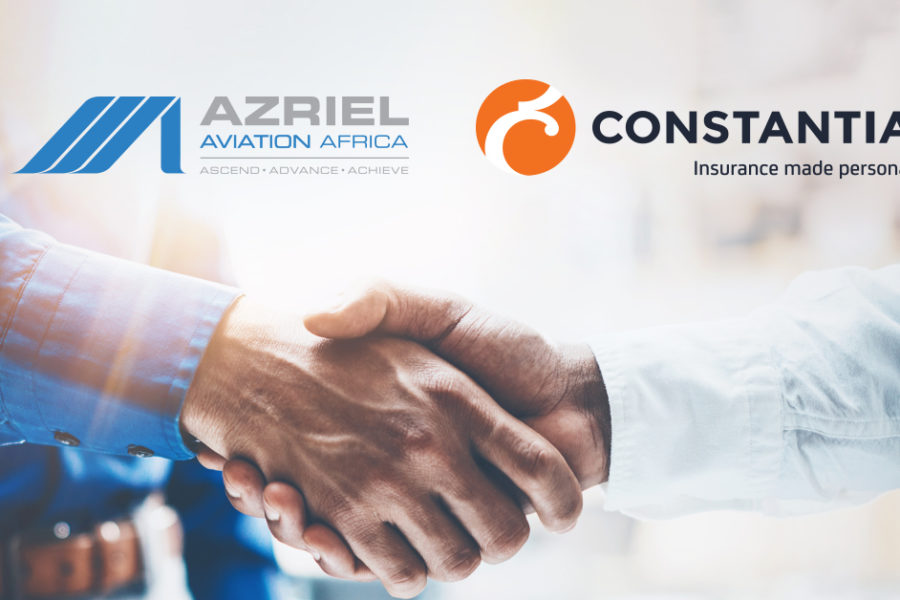 Flying high with Azriel Taking 'making insurance personal' to the next level
